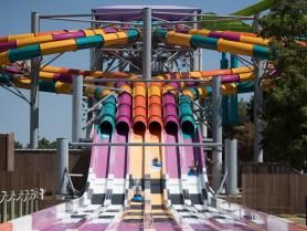 Six Flags Hurricane Harbor Water Park