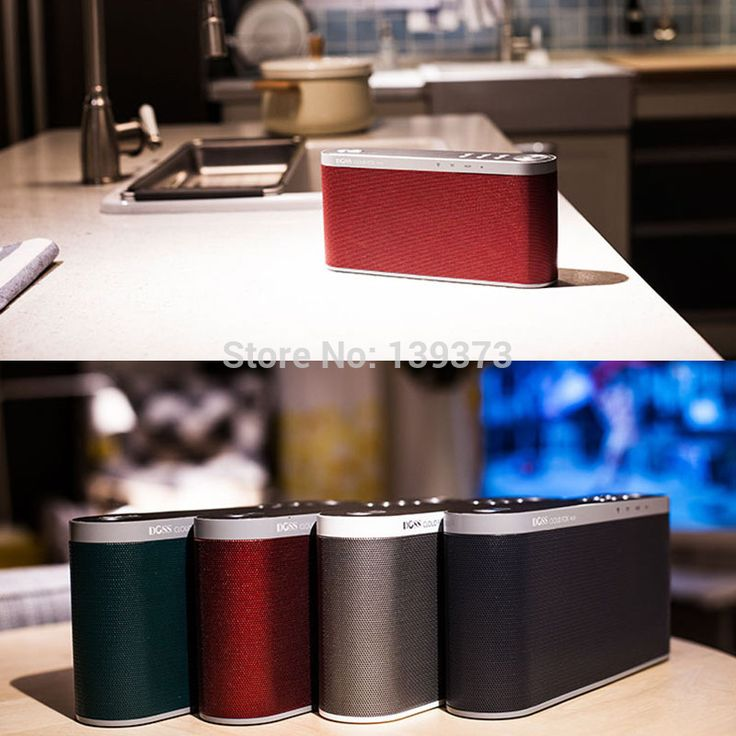 Find More Speakers Information about 2015 New Hot  DOSS Smart Wifi Cloud DS 1668 Mini Bluetooth Speaker Cloud fox Wireless Stereo  for iphone app and for Android 4.0,High Quality speakers only,China speaker cube Suppliers, Cheap speaker extension from GUANGZHOU CRECASE FLAGSHIP STORE on Aliexpress.com