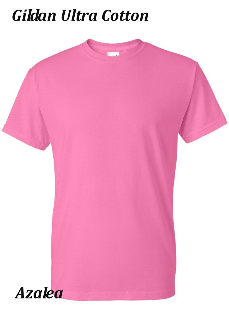 5.3 oz., pre-shrunk 100% cotton  100% cotton preshrunk Lightweight Relaxed fit Taped neck and shoulders Seamless rib at neck