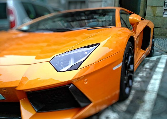 Best Sport Car Pose - Viraleble
