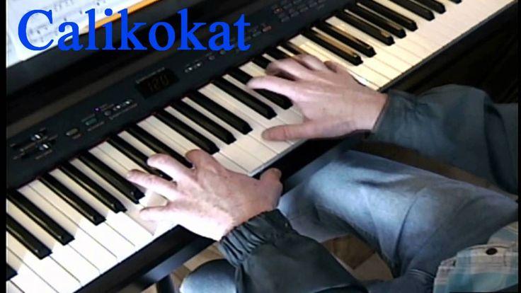 Lost -- Michael Buble - Piano