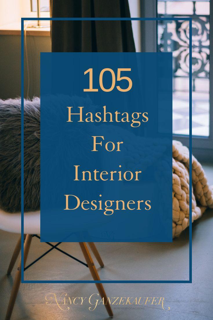 The best interior design hashtags interior design - Best online interior design course ...