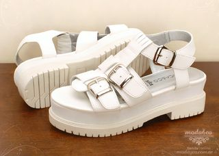 Sandalia con Plataforma Anca & Co. - comprar online