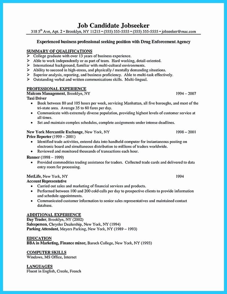 Small business owner resume sample elegant when you build