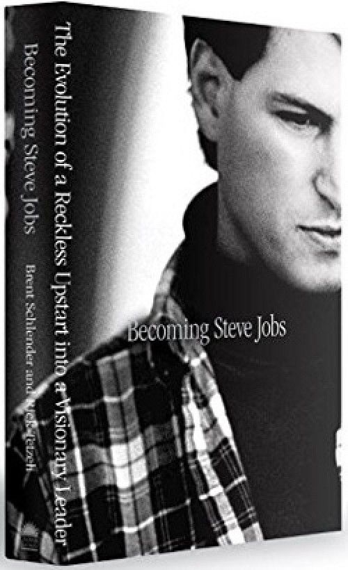 'Becoming Steve Jobs' Leaks: Tim Cook Offered Jobs a Liver, Jobs Wasn't Interested in TV