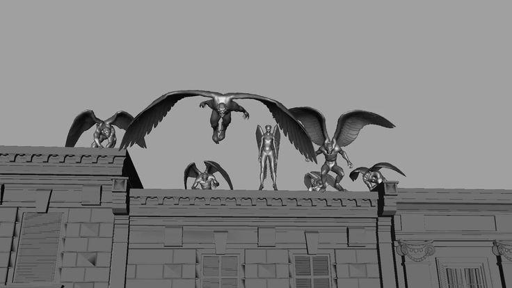 Eddie Prickett - I, Frankenstein Animation Reel on Vimeo