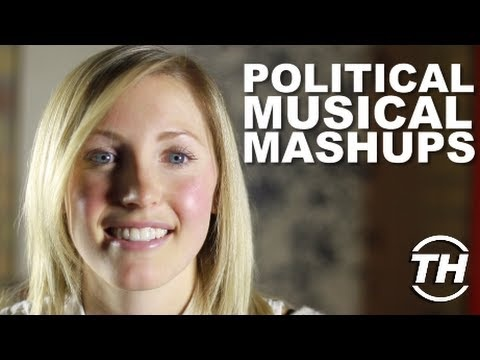 Political Musical Mashups - Jaime Neely Discusses Hilarious Political Song Parodies #political #mashup #parodies