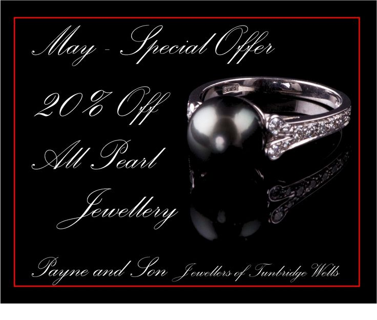 May 2014 Pearl Promotion