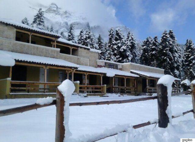 Oρειβατικό καταφύγιο Mελισσουργών: Πως μια στάνη μετατράπηκε σε ένα μαγευτικό χώρο φιλοξενίας