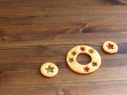 七夕クッキー