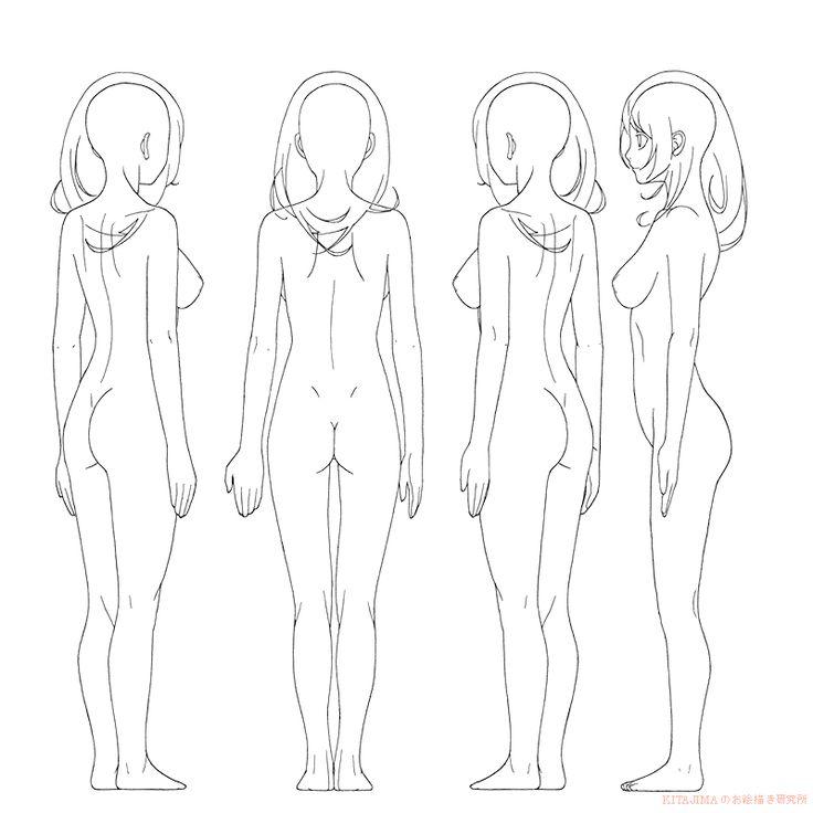 http://anatoref.tumblr.com/post/145610765211/whole-body-skeleton-muscle-man-woman