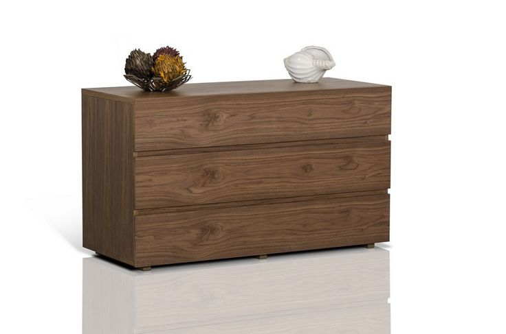Modrest Logan Modern Walnut Dresser - VGKCGBS023-WAL