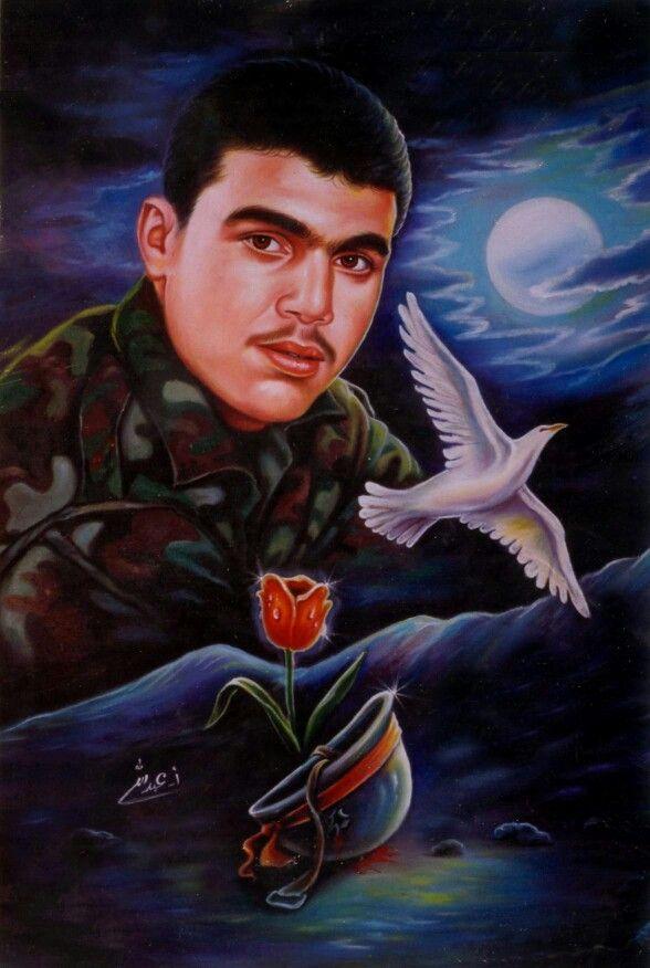 الشهيد هادي حسن نصرالله.
