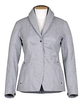 The Technical tweed jacket from Alchemy Equipment combines the quiet, tailored sophistication of a tweed jacket with the weather protection of a wind and water resistant membrane. Fully lined with Pertex® Microlite ECO, this jacket will stave off the storms in style. Features: 10,000mm WP/MVTR coating. Critically seam taped.  Primaloft Hi-Loft shawl collar. Buy Now: http://www.outsidesports.co.nz/brands/alchemy-equipment/CNAYAEW006/Alchemy-Equipment-Tweed-Jacket-Women's.html#.VYkJVfmqpBc