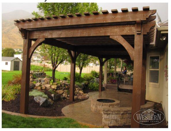 267 best pergola images on pinterest | backyard ideas, patio ideas ... - Pergola Ideas For Patio