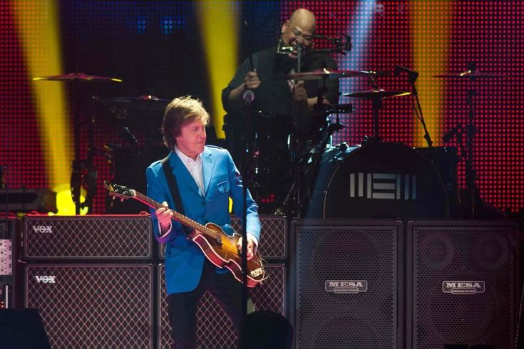 PAUL ON THE RUN: Paul McCartney Syracuse tickets now on sale to pub...