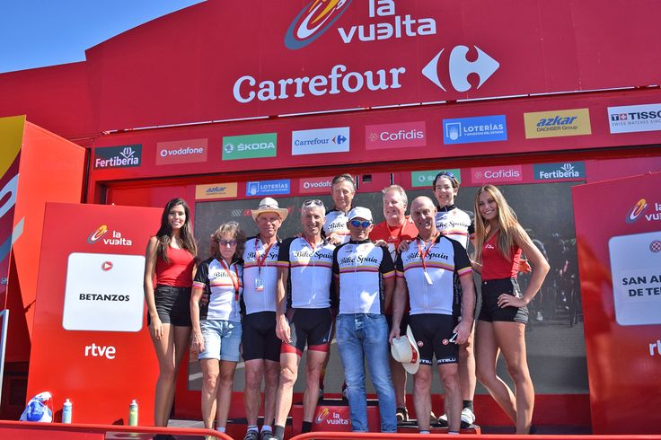 Week 3 of the La Vuelta in 2016, La Vuelta Spain Cycling