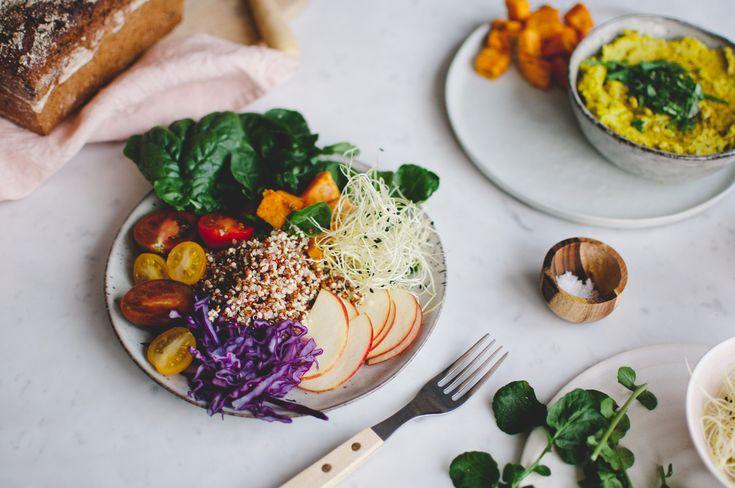 FvF Cooks in Stockholm: Yogi Salad with Belén Vazquez Amaro — Freunde von Freunden