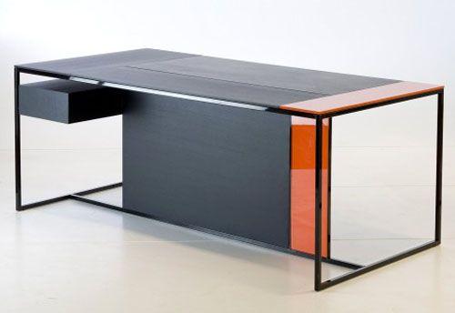 Division of Space, a Secretarial Desk by Bernini
