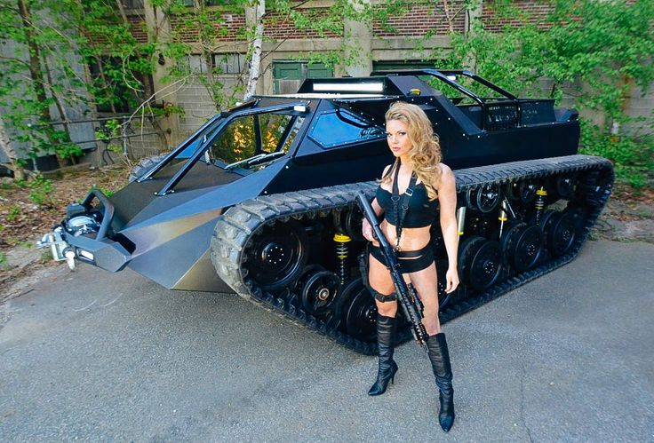 The World's First Luxury Tank Will Destroy Your Enemies With Class