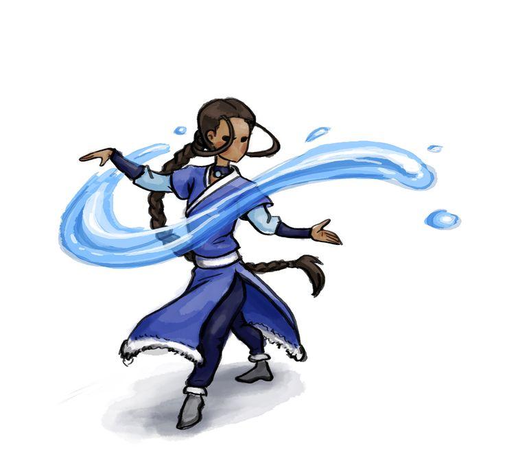 The Last Airbender Team Avatar: 27 Best Katara Images On Pinterest