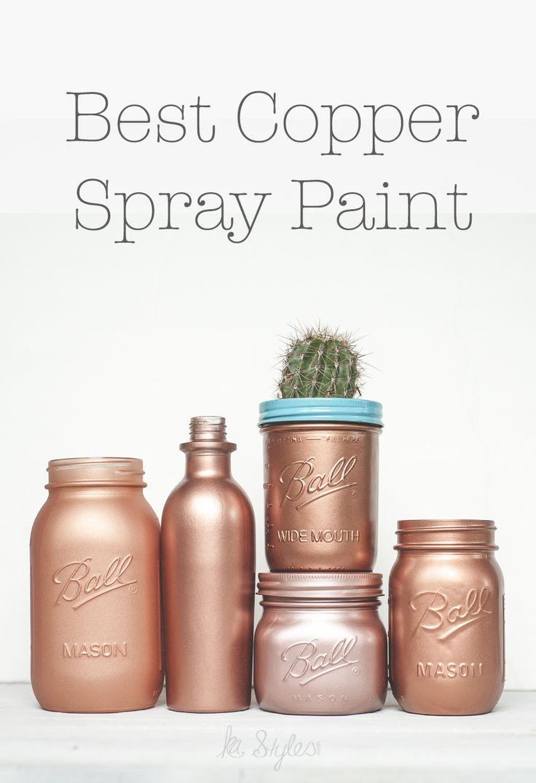 Best 25 copper spray paint ideas on pinterest copper for Spray paint ideas