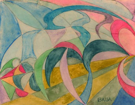 Giacomo Balla and Futurism Art Celebrates 100th Anniversary