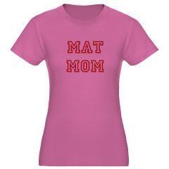 For the Mom of a Wrestler