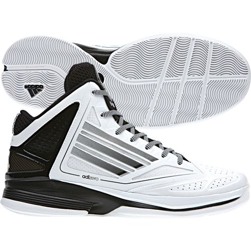 adidas Women's adiZero Ghost 2 Basketball Shoe (white)