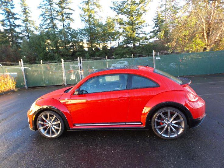 New 2017 Volkswagen Beetle For Sale | Bremerton WA