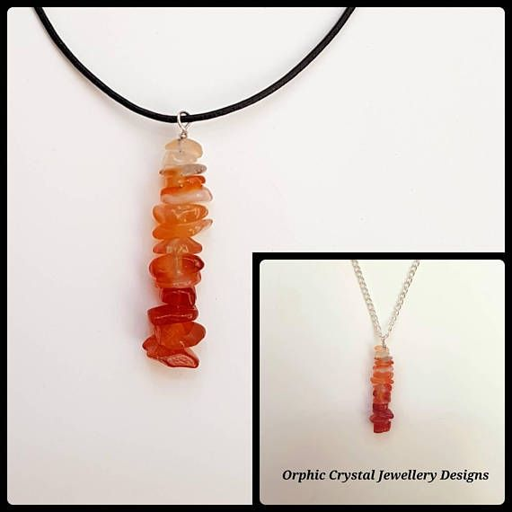 Check out this item in my Etsy shop https://www.etsy.com/uk/listing/565104713/carnelian-pendant-silver-carnelian