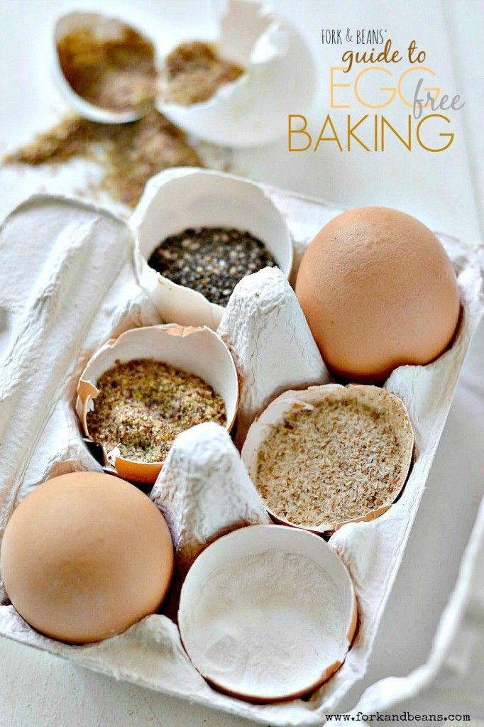 Your Guide to Allergen-Friendly Baking: Egg Substitutes ...