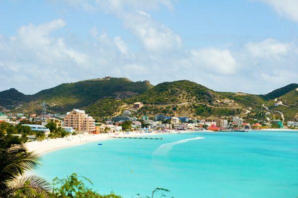 Explore The Beauty Of Caribbean: 25 Best St.Martin/St.Maarten Vaca Images On Pinterest