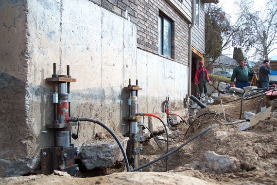 Foundation repair costs can vary depending on the type of damage you need to fix. HouseLogic provides DIY and professional solutions for repairing your foundation.