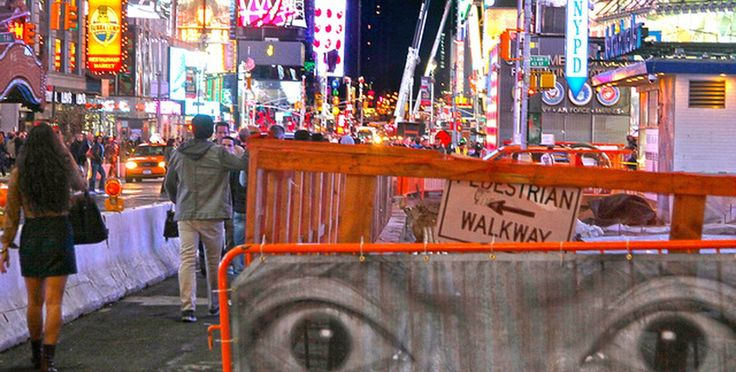 2016年限定のパブリックアートinニューヨーク♩注目の3作品を見逃すな! #ゴッホ #パブリックアート #旅行 #NY #花 #theartistpress