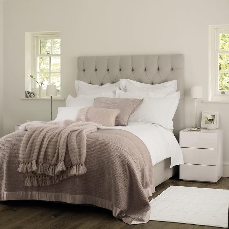 Bed linen: Future Bedroom, White Company, Decor Ideas, Beds, Company Bedrooms, Crisp Linen, Company Versailles, Bed Linens, Company Bedding