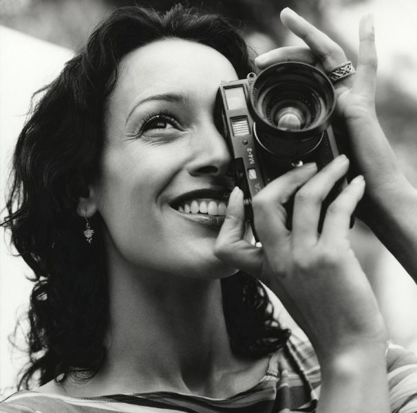 Leica M4-2 with Jennifer Beals