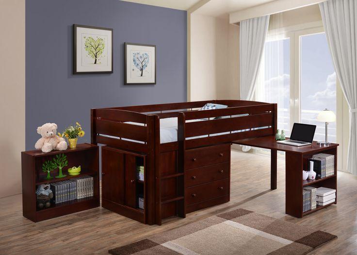 16 Best Canwood Furniture   A Stork Craft Brand Images On Pinterest   3/4  Beds, Bedroom Ideas And Junior Loft Beds