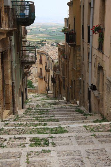 Salemi, Sicily.