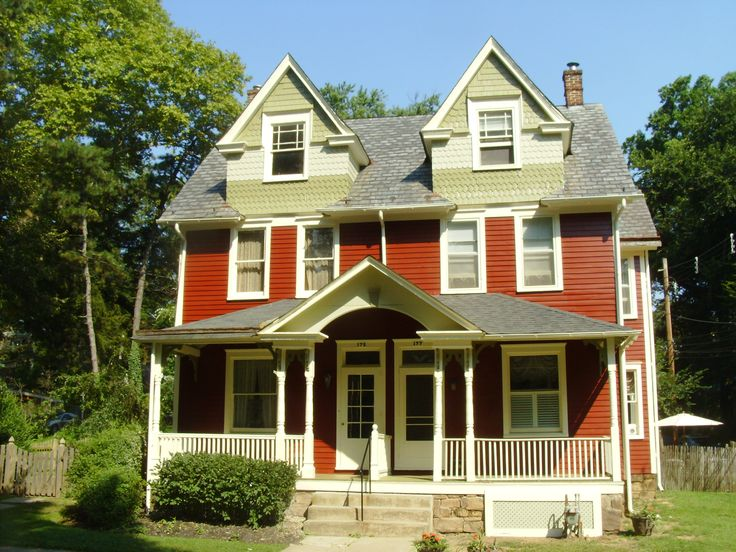 Victorian Paint Colors 44 best late victorian scalloped shingles images on pinterest