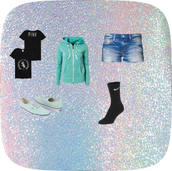 """My ideal teen summer outfit!"" by kendra-alexis on Polyvore"