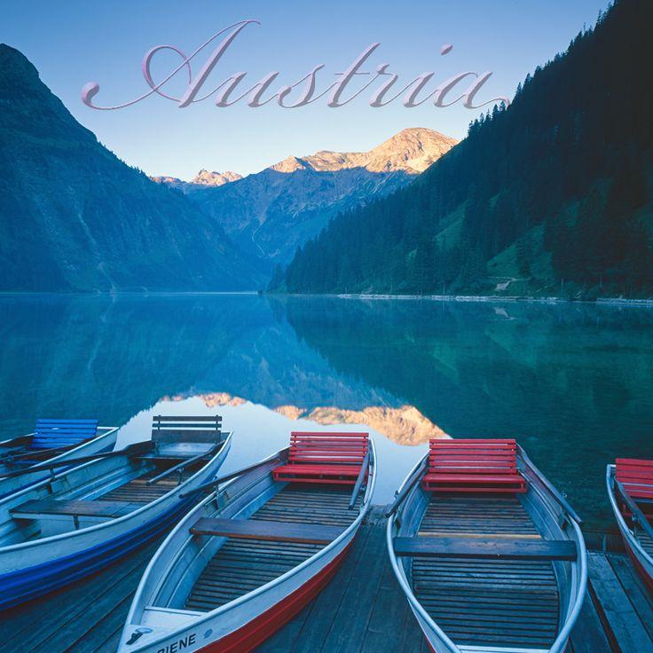 Предлагаем отдых на чистейших озерах Австрии
