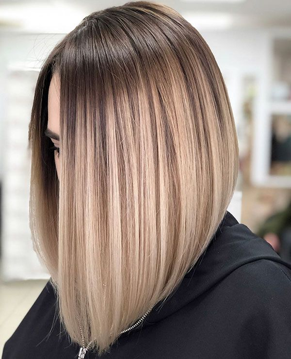 Short Straight Hairstyles 2019 Female Infoupdate Org Hair Styles Thick Hair Styles Short Hairstyles For Thick Hair