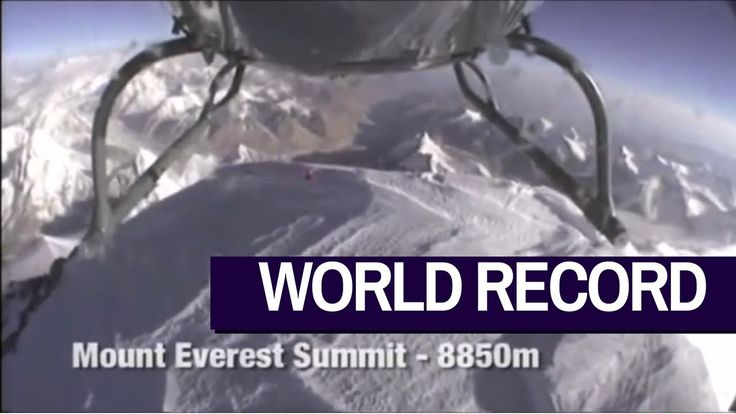 Landing a Helicopter on the top of Mount Everest - Kickass Trips