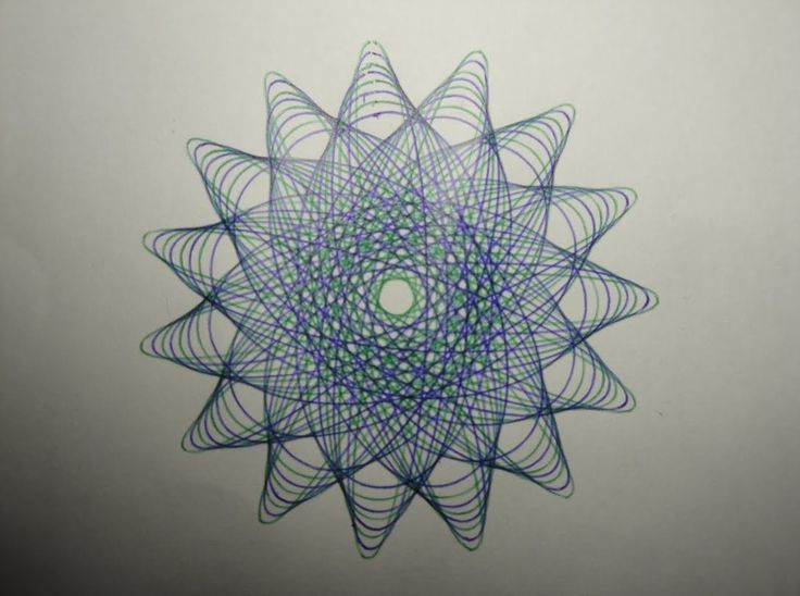 Of all my childhood toys I think I miss the Spirograph the most. Really wish I still had that thing.