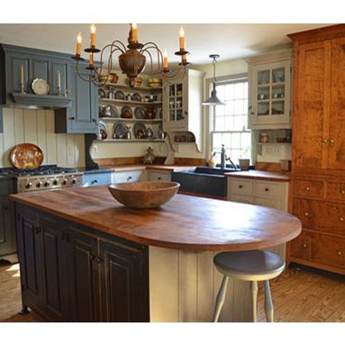 17 best ideas about Colonial Kitchen on Pinterest | Colonial ...