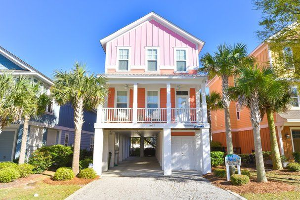 A Beauty at the Beach - Surfside Beach Vacation Rental Home