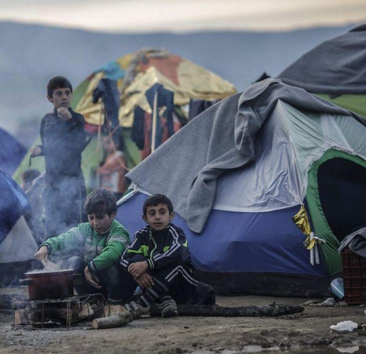 Ein vierjähriges Flüchtlingsmädchen ist eines der Vergewaltigungsopfer in Griechenland, wo Tausende von Asylbewerbern in Lagern festsitzen- Four-year-old girl among refugees raped in Greece as thousands of asylum seekers trapped in camps - netzfrauen– netzfrauen