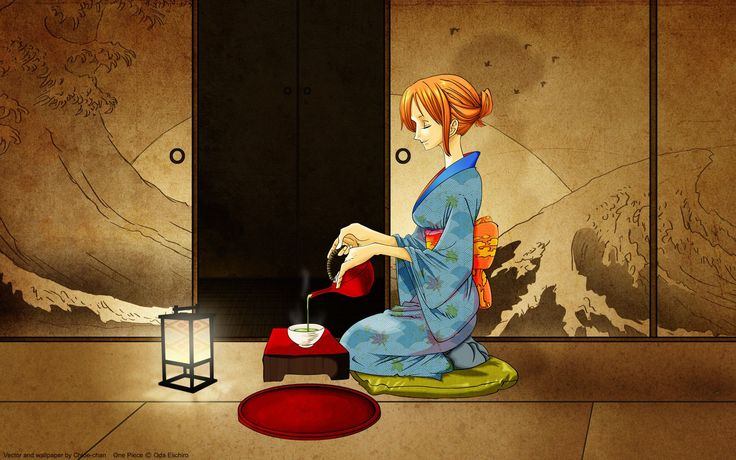Japanese Oded, Kimono, Tea, Room   wallpapers is