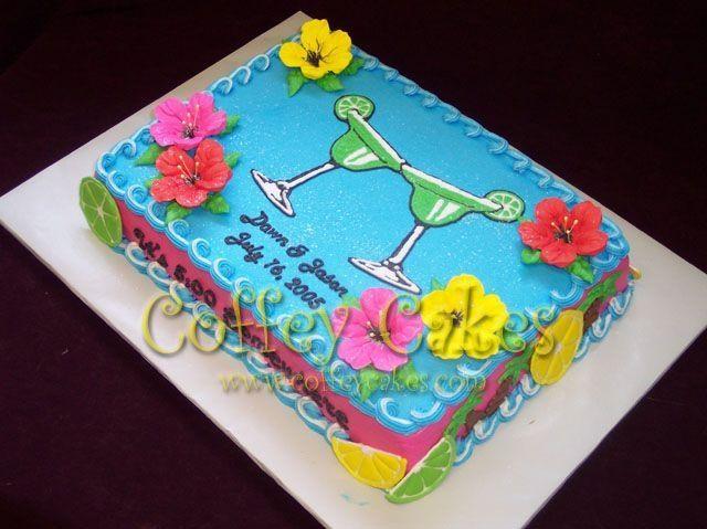 More like this: margarita cake , sheet cakes and margaritas .